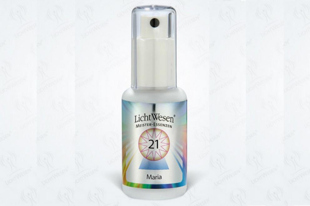 Lichtwesen essence tinctuur 30 ml nr.21 Maria