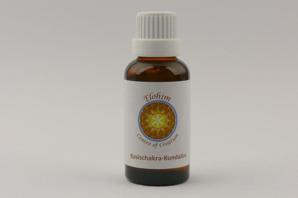 3) Basis chakra - Kundalini