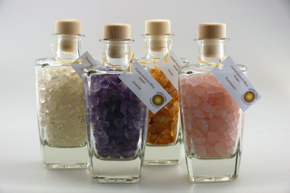 3 Crystal Home + Office Healers naar keuze