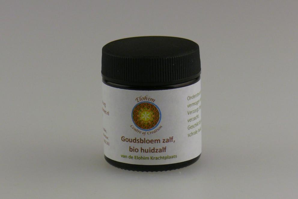 Goudsbloem huidzalf - Calendula huidzalf Bio