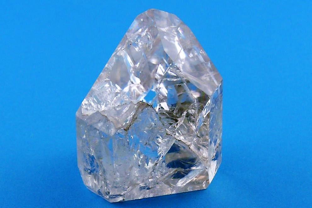 Bergkristal, je engel en innerlijk kind regenboog kristal - S