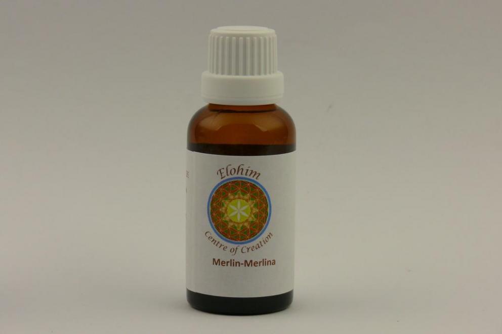 Merlin - Merlina: bio zelfrealisatie tinctuur