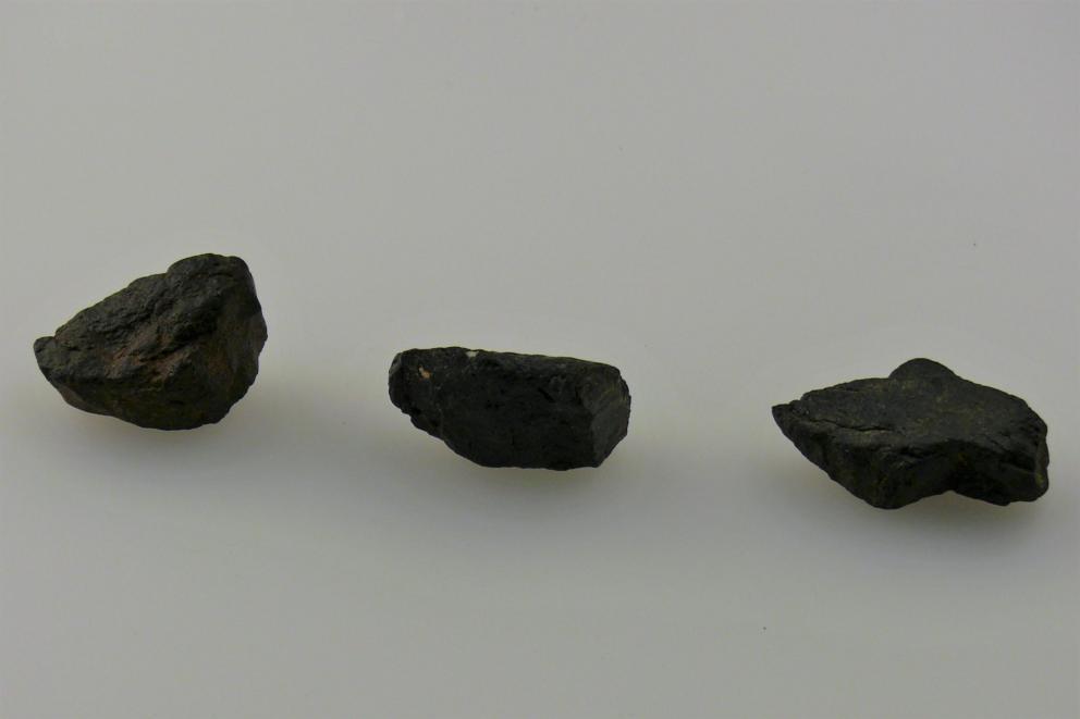 Zwarte toermalijn elixer kristal