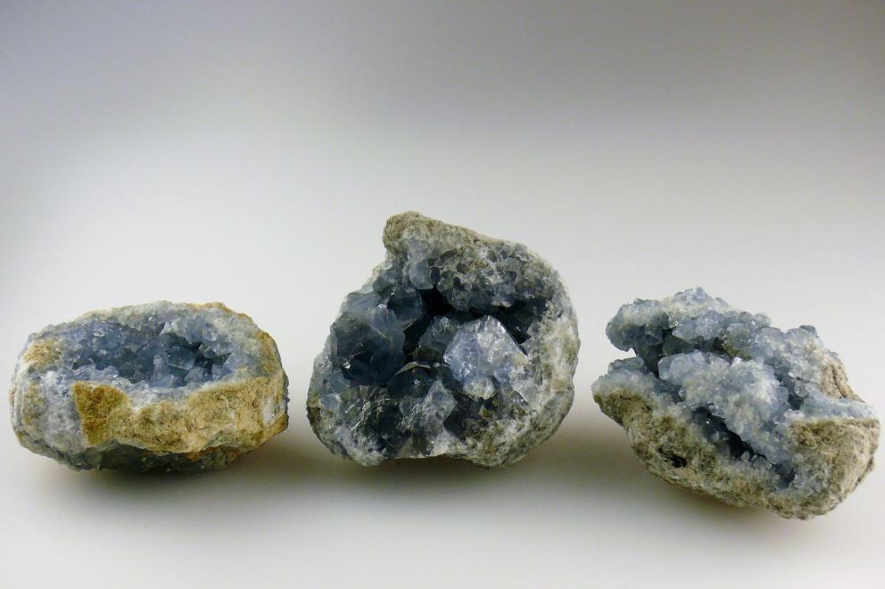 Celestien, Coelestien cluster - Kosmische Blauwe Straal