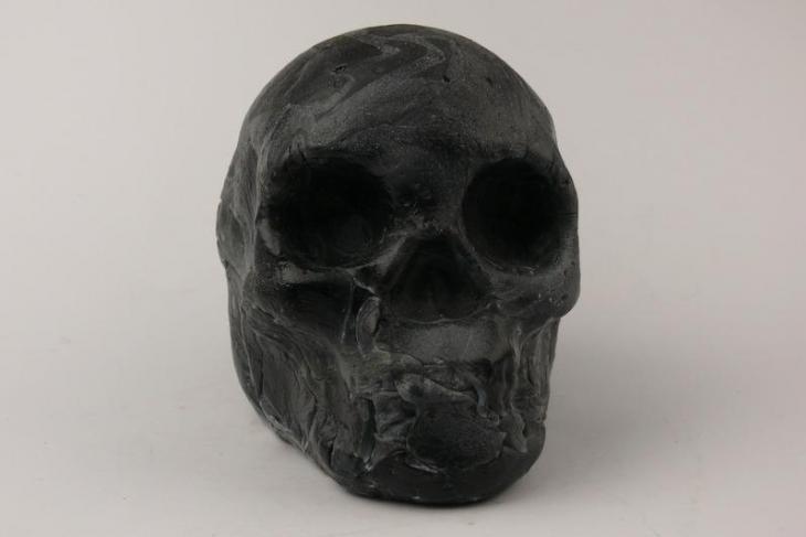 Kristallen menselijke schedels: 15% korting