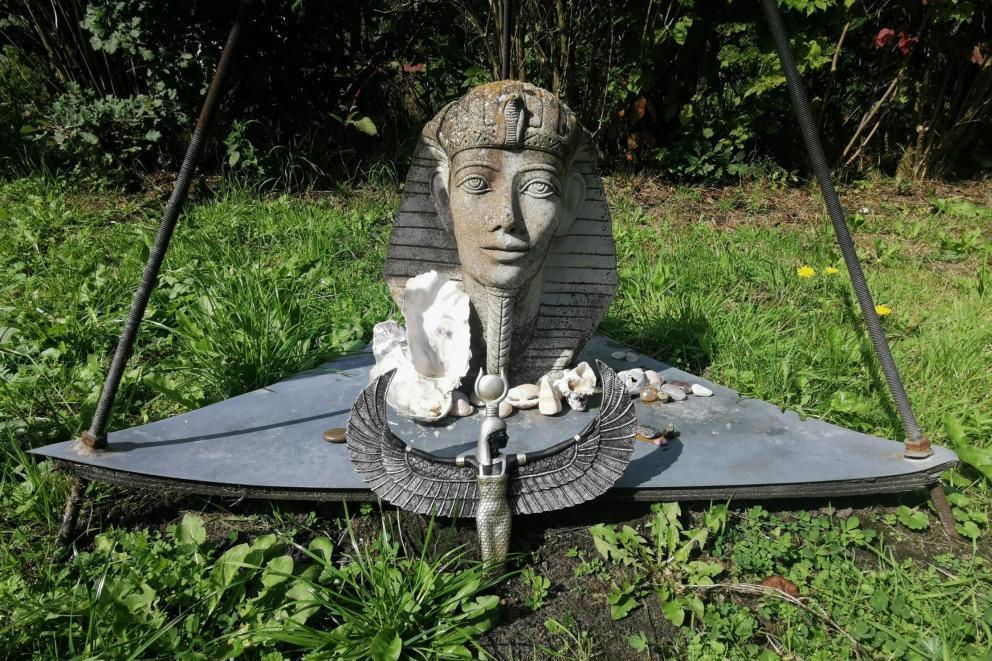 Inwijding Sekhmet - Hathor - Isis - Horus