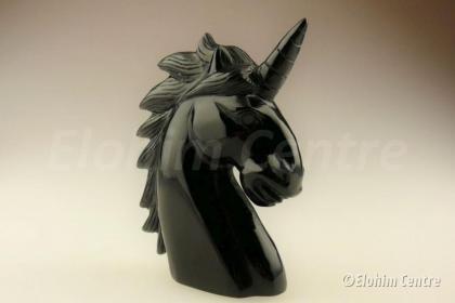 Eenhoorn, Obsidiaan