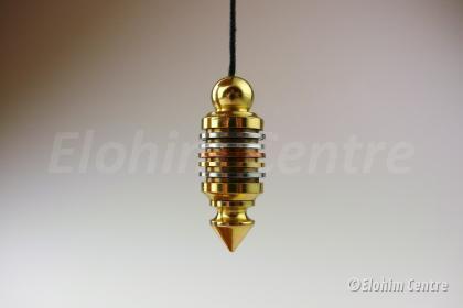 7 metalen pendel