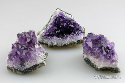 Merlin Amethist cluster