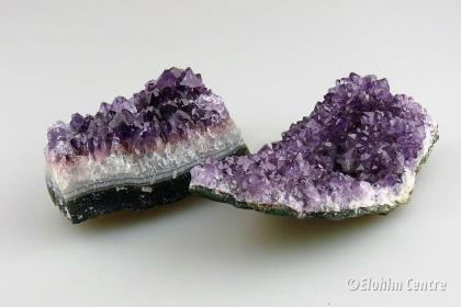 Merlin bewustzijn - Amethist cluster