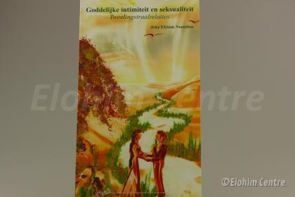 Boek Goddelijke intimiteit en seksualiteit - tweelingstraalrelaties
