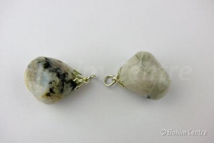 Engelen Maansteen, witte Labradoriet, regenboog Maansteen