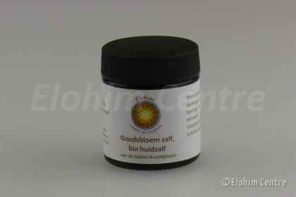 Goudsbloem zalf 30cc biologische kruiden tinctuur