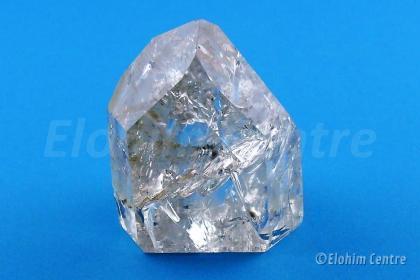 Bergkristal, je engel en innerlijk kind regenboog kristal - L