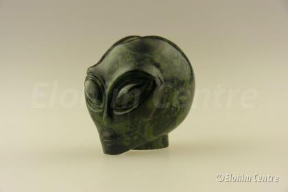 Alien schedel, Kambaba Jaspis