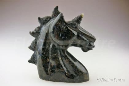 Eenhoorn, Lightning Stone