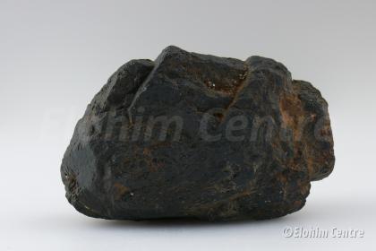 Zwarte toermalijn edelsteen