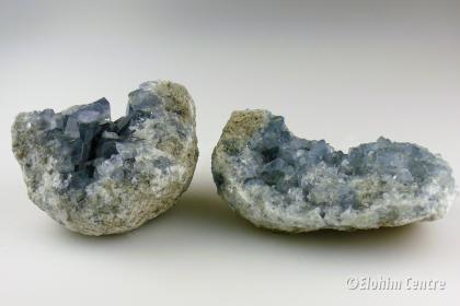 Coelestien cluster - Kosmische Blauwe Straal
