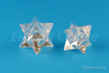 Merkaba XL - Ster Tetraëder edelsteen