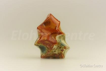 Polychroom Jaspis vlam (3)