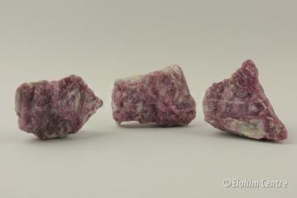 Rubeliet - roze/rode Toermalijn