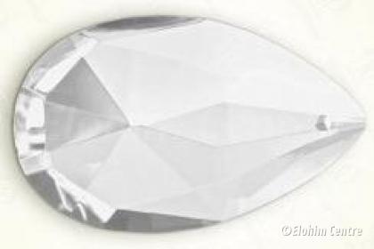 Scheppingsstraal kristal druppel - Witte straal