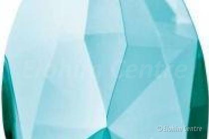 Scheppingsstraal kristal druppel - Turquoise straal