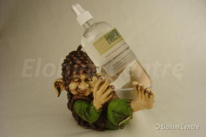 Trollenbeeld - Fleshoudende trol groen (3)